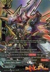 X2-BT01A-SP/0036EN - SECRET - Sovereign War Dragon Lord, Batzz the Infinity