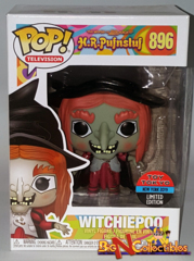 Funko Pop! Television Witchiepoo #896 NYCC 2019 Exclusive