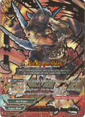 D-BT01/0001EN - RRR - Scorching Cavalry Dragon, Second Helios