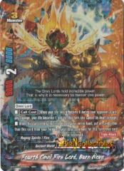 Fourth Omni Fire Lord, Burn Nova - H-BT03/0006EN - RRR