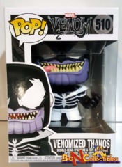Funko Pop! Marvel - Venom - Venomized Thanos #510 Vaulted