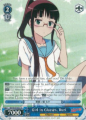 Girl in Glasses, Ruri - NK/W30-E082 - R