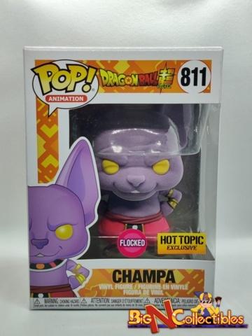 Funko Pop! Animation - Dragon Ball Super - Flocked Champa Exclusive
