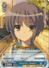 SY/WE09-E22 - R - FOIL - Observer, Nagato