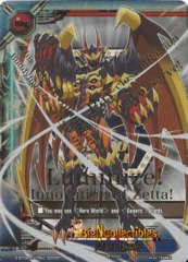 D-BT04/0119EN - Secret Rare - Hero World Full Art