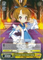 DG/EN-S03-E009 - U - Younger Sister Aura Sicily