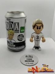 Funko Soda Scott Pilgrim vs. The World - Todd Ingram - ECCC 2021 LE 10,000 pcs