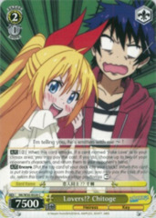 Lovers!? Chitoge - NK/W30-E020 - C