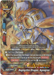 D-BT02/0009EN - RR - Raging-fire Dragon, Agnagras