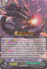 Machining Scorpion mk II - G-BT04/038EN - R
