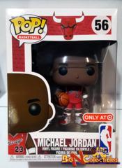 Funko Pop! Basketball - Michael Jordan #56 Exclusive Chicago Bulls