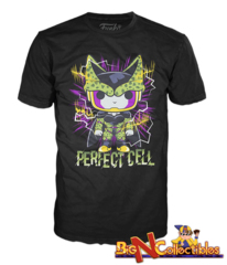 Funko! Tees Perfect Cell T-Shirt Large