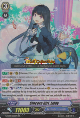 G-CB01/006EN - Sincere Girl, Liddy - RR