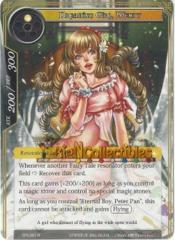CFC-001 - R - TEXTURED ART - Dreaming Girl, Wendy