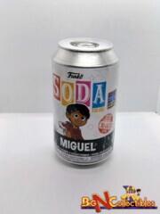 Funko Soda Sealed Can Miguel LE 10,000pcs 2021 Wonder Con Exclusive