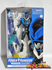 Power Rangers In Space Psycho Blue Ranger Lightning Collection Figure Exclusive