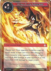 LEL-016 - R - World Flame Summoning