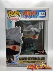 Funko Pop! Animation Kakashi Lightning Blade #822 Exclusive