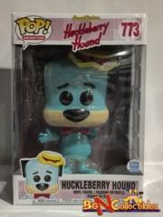"""Funko Pop! Animation - 10"""" Inch Huckleberry Hound #773 Funkos Shop Exclusive"""