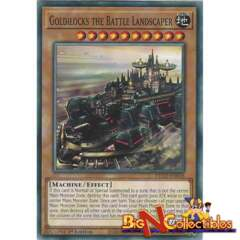 ETCO-EN038 - Goldilocks the Battle Landscaper - Common - 1st Edition