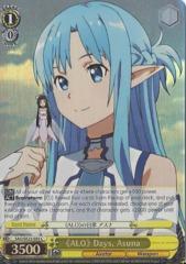 SAO/SE23-E03 C 《ALO》 Days, Asuna FOIL