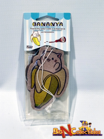 Bananya Air Freshener Pack Exclusive