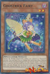 IGAS-EN023 - Ghostrick Fairy - Common - 1st Edition