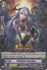 G-BT03/042EN Flirtatious Succubus - R