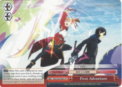 First Adventure SAO/S26-E084
