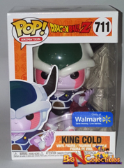 Funko Pop! Animation - Dragon Ball Z - King Cold #711 Exclusive