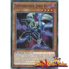 ETCO-EN002 - Codebreaker Zero Day - Common - 1st Edition