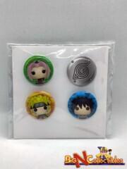 Funko Naruto Shippuden Exclusive 4 PIN Set