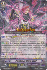 G-BT03/040EN Psychic of Storm, Rigil - R