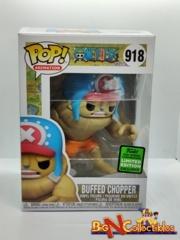 Funko Pop! One Piece - Buffed Chopper #918 ECCC 2021 Shared Exclusive
