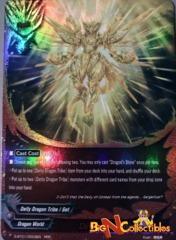 S-BT01/0003EN Dragod's Shine RRR