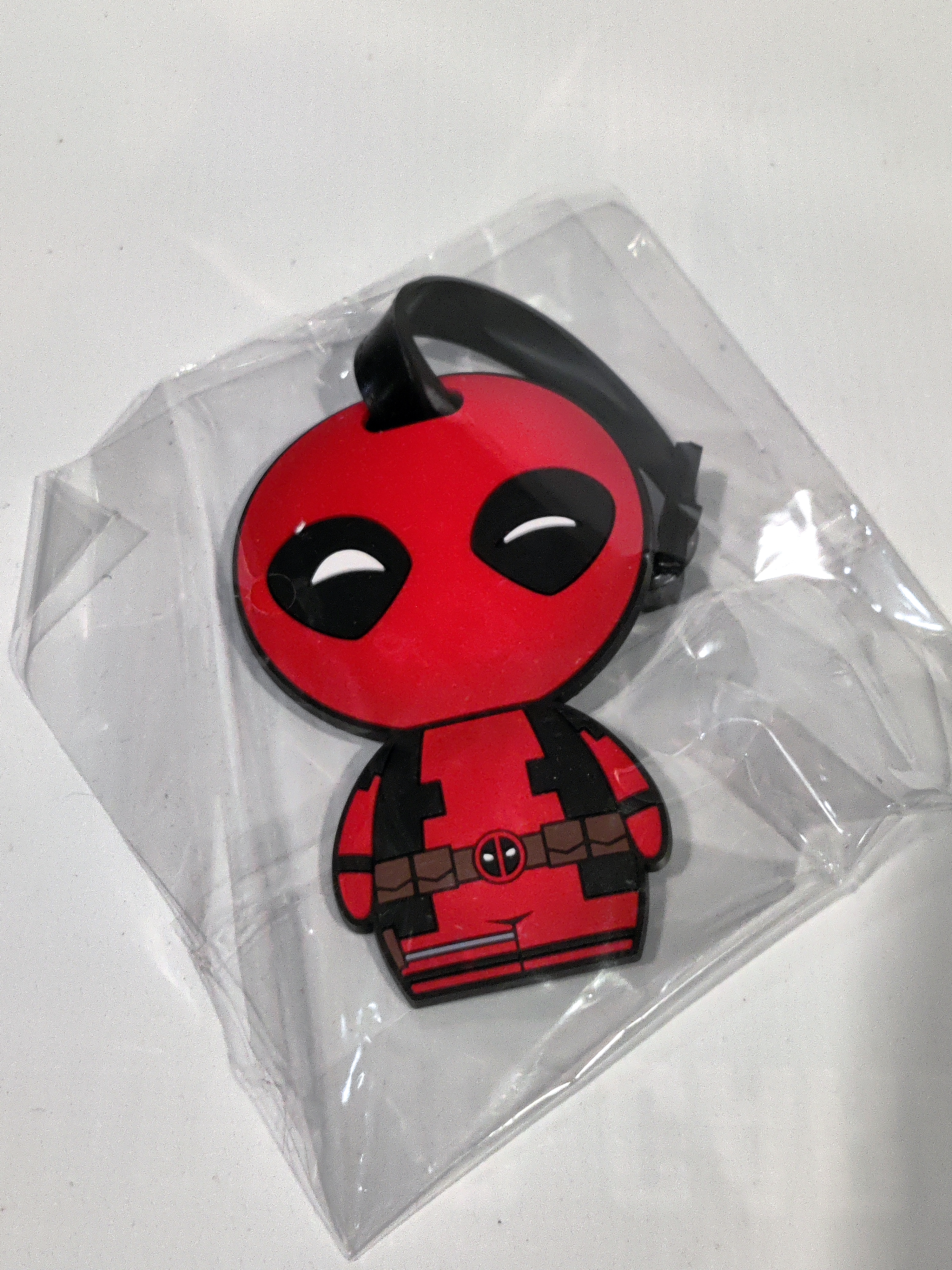 Deadpool Dorbz Luggage Tag