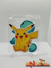 Funko Pokemon Pikachu And Squirtle 2 Pack Sticker Set