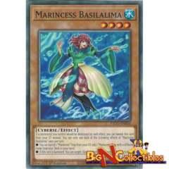 ETCO-EN006 - Marincess Basilalima - Common - 1st Edition