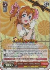 LL/EN-W02-E069S - SR - Sweets Fairy Honoka Kosaka