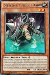RATE-EN082 Subterror Nemesis Defender Rare 1st Ed