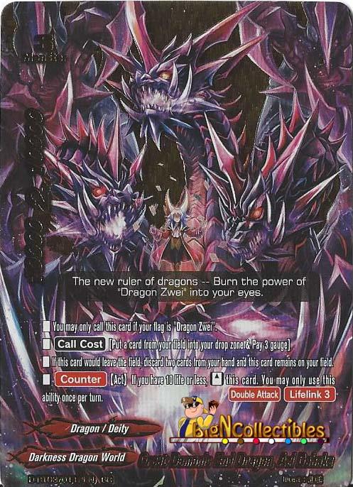 D-BT03/0112EN - BR - Great Demonic End Dragon, Azi Dahaka