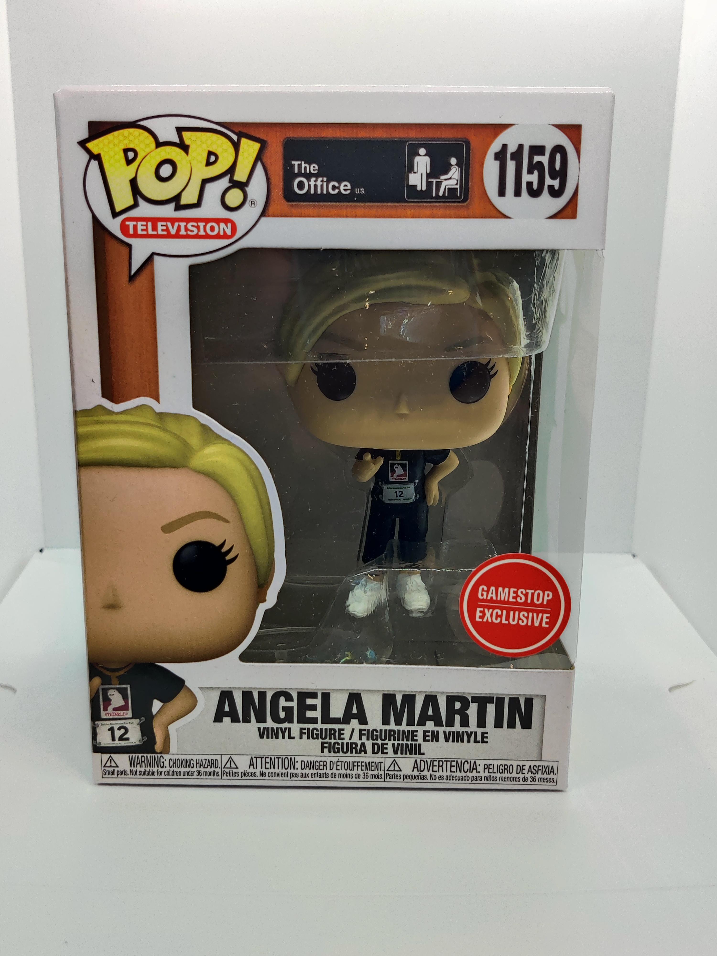 Funko Pop! The Office - Angela Martin Fun Run #1159 Exclusive