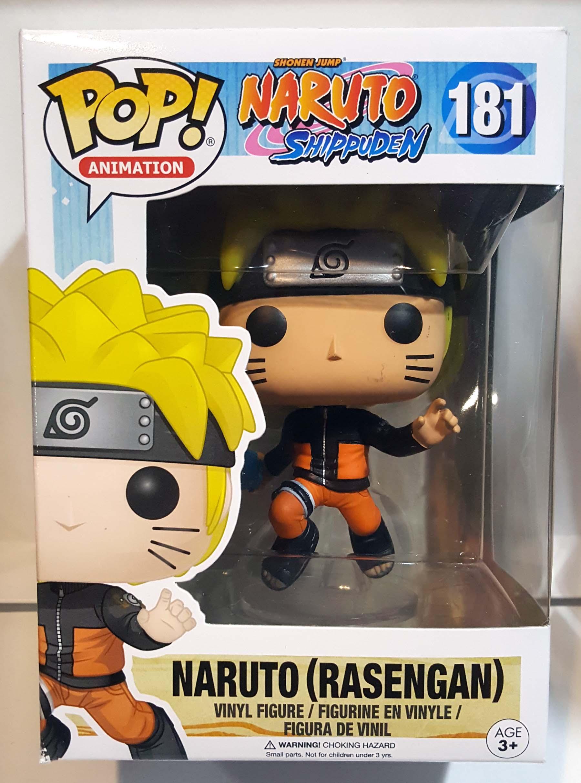 Naruto Shippuden #181 Naruto Rasengan POP Animation