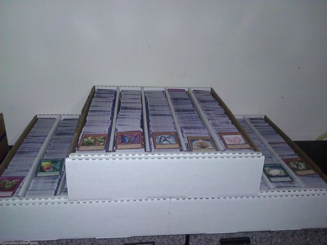 Bulk Yugioh Holo Only from Core Sets (NO Hidden Arsenal, Number Hunters, Destiny Soldiers, Spirit Warriors, Duelist Saga