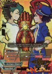 X2-BT01A-SP/0042EN - SECRET - Inheritable Sun, Sunshine Impact