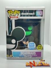 Funko Pop! Rocks - Deadmau5 #193 GITD Funko Shop Exclusive