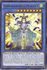 RATE-EN037 Shinobaroness Peacock Rare 1st Ed