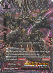 D-BT01/0005EN - RRR - Black-eye Demonic Dragon, Blagg Za Bath