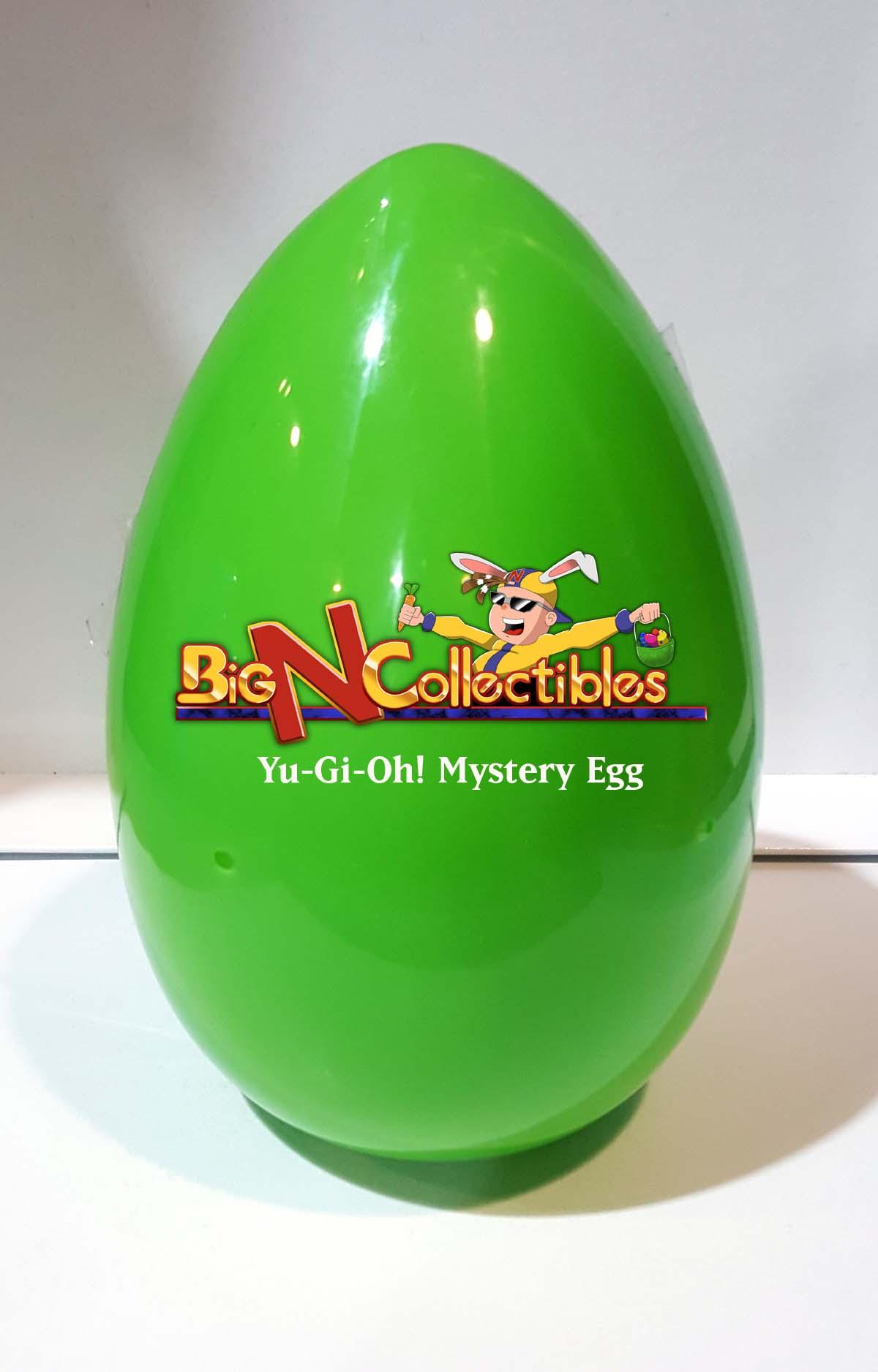 Yugioh Mystery Egg