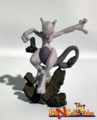 Misprint Mewtwo Figure Missing Mew